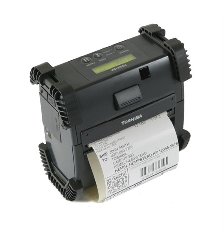Toshiba TEC B-EP4DL 4 inch Mobile Label Printer