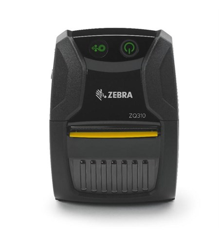Zebra ZQ310 Mobile Label & Receipt Printer (ZQ300 Series)
